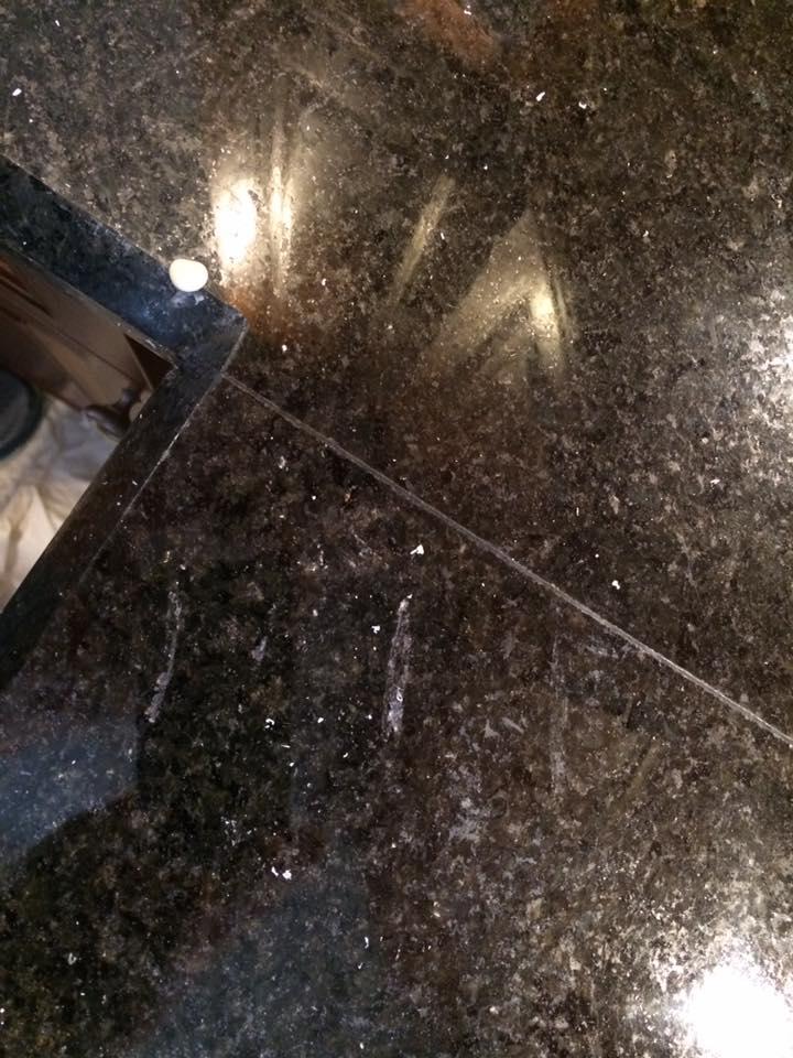 Countertop Repair : Countertop repair in Deal, New Jersey. - Affordable Precision Granite