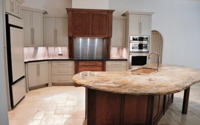 Kitchen in Fort Myers, FL, from start to finish.
