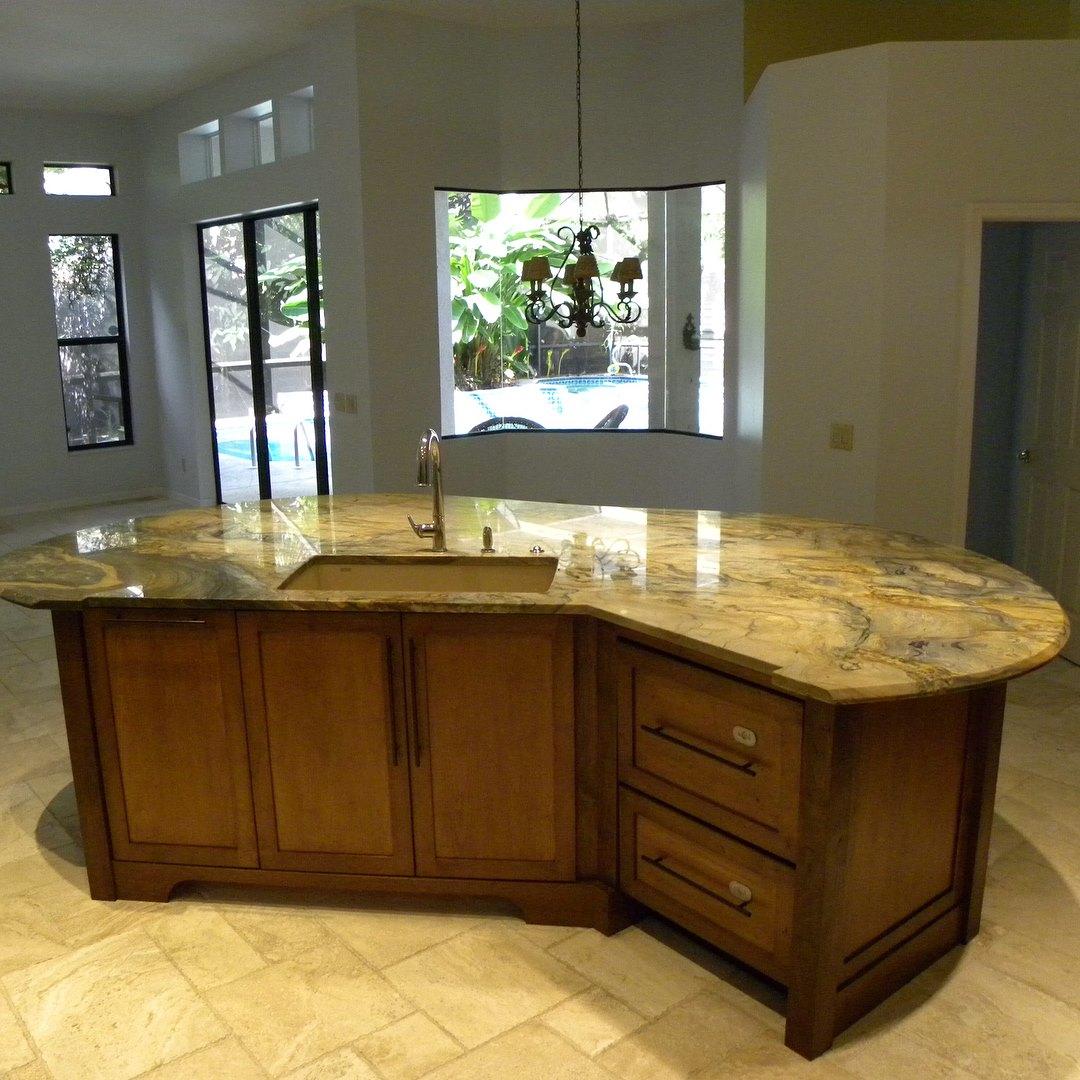 Kitchen, Fort Myers, Florida.